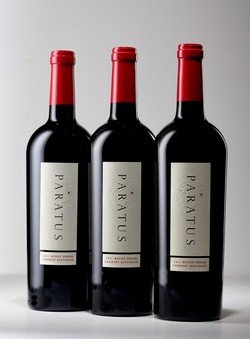 3 bottle 2010-2012 Paratus Vertical